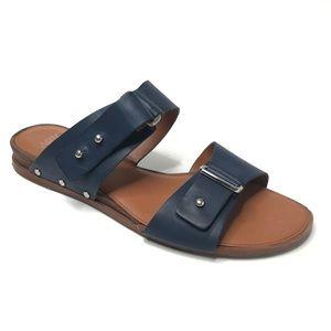 Franco Sarto 'Palomino' Strappy Slide Sandal 9